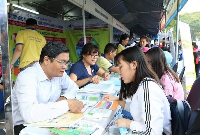 Trường ĐH Mở TPHCM thêm phương thức tuyển sinh mới trong năm 2020 - 1