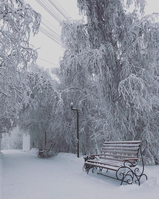 Cuộc sống trong nhiệt độ -40 độ C tại thành phố lạnh nhất thế giới - 2