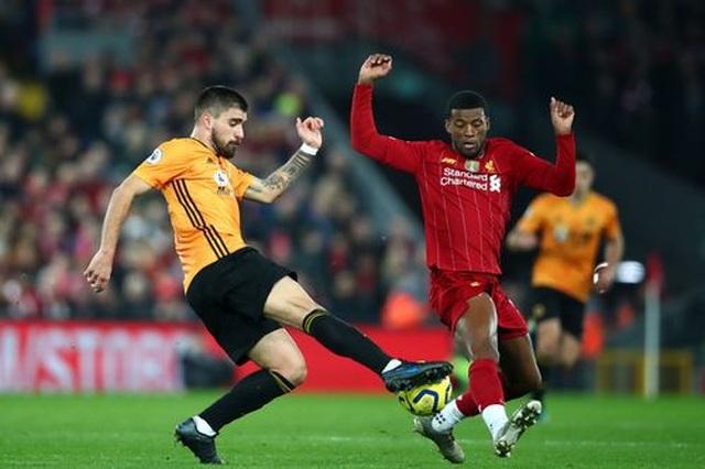 Liverpool 1-0 Wolves: Dấu ấn của Mane và dấu ấn của VAR - 3