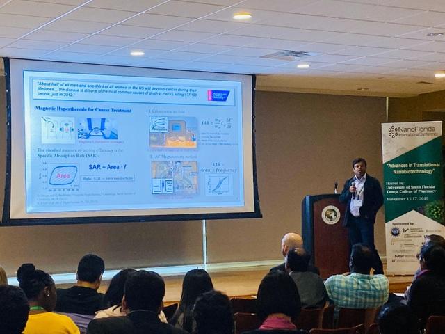 Tiến sĩ Ấn Độ truyền lửa đam mê phát triển vật liệu nano cho sinh viên - 1