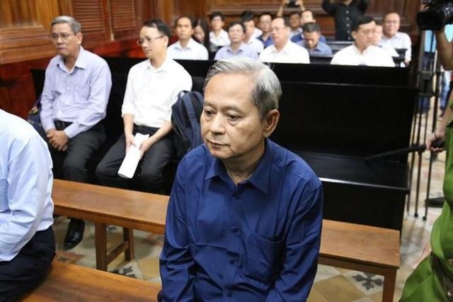 Cựu Phó Chủ tịch UBND TPHCM Nguyễn Hữu Tín muốn thi hành án sớm - 1