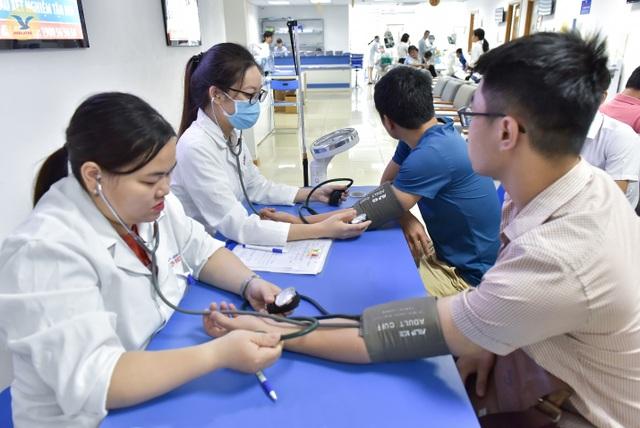 Bảo hiểm sức khỏe - Đừng bỏ qua vô vàn tiện ích chăm sóc sức khỏe cho nhân viên doanh nghiệp - 1