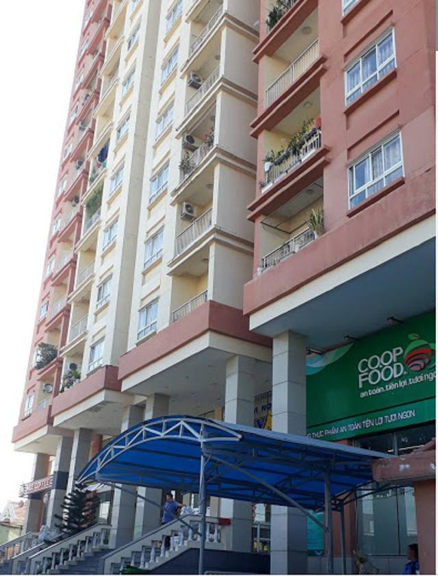Không hoàn tiền bảo trì chung cư, một doanh nghiệp bị UBND TPHCM xử phạt - 1