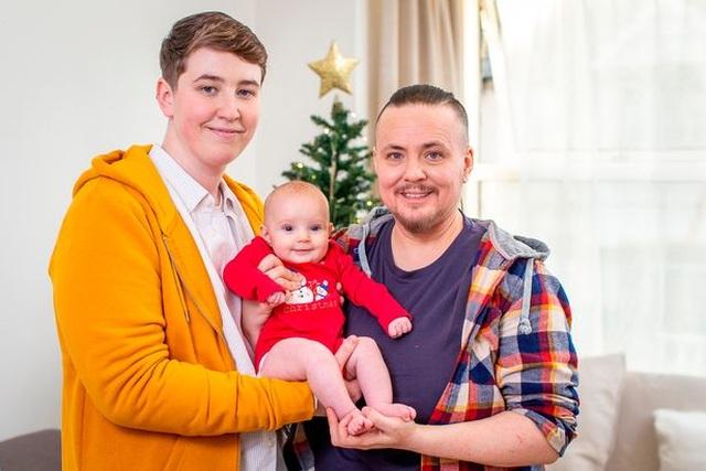 Người chuyển giới sinh con với người phi nhị giới từ tinh trùng của người chuyển giới từ nam sang nữ - 6
