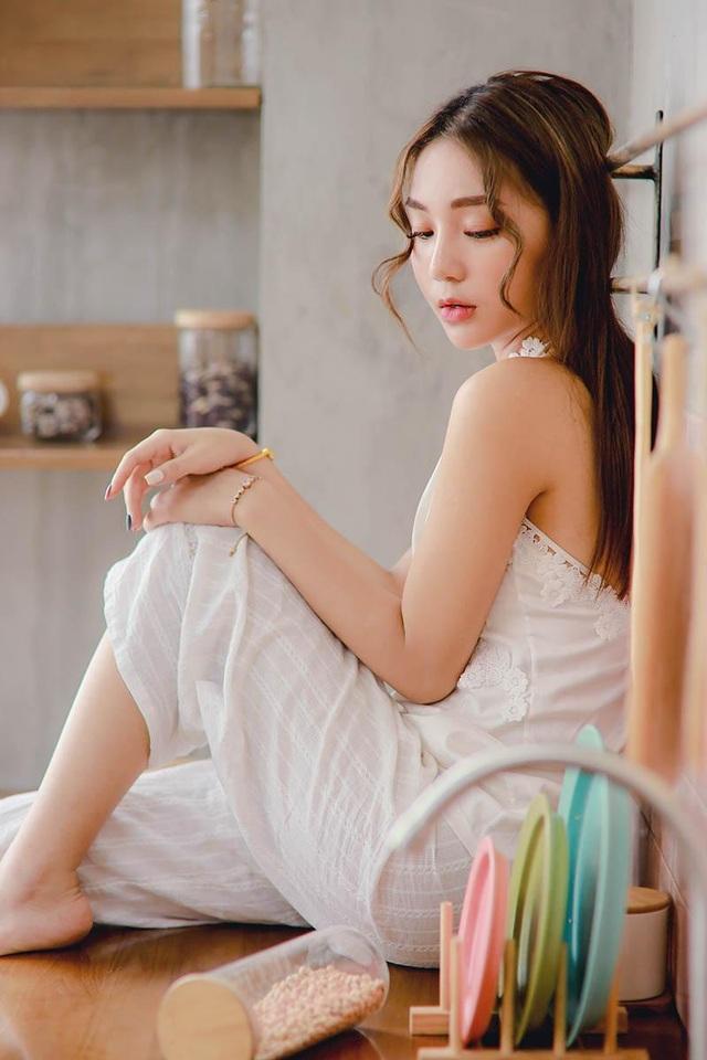 """Hot girl Hưng Yên: """"Cả năm đi làm, Tết về dọn nhà là vui nhất"""" - 7"""