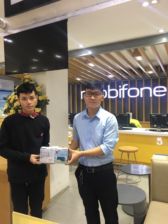 Ba ý tưởng đóng góp cho MobiFone nhận giải thưởng - 1