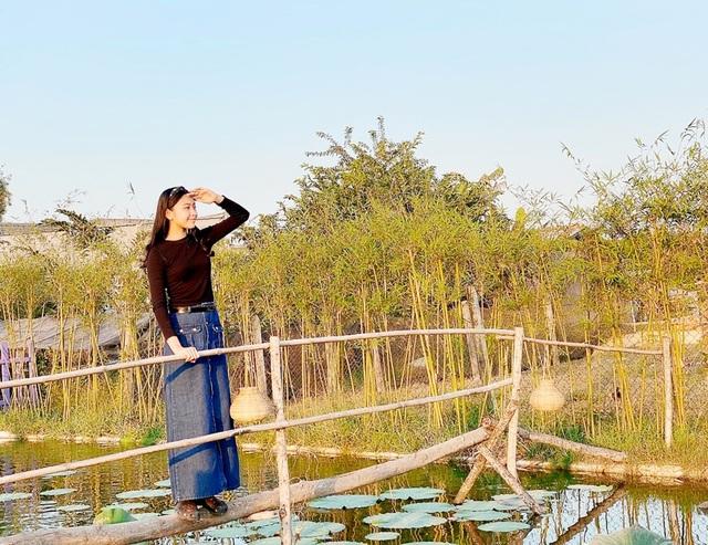 Quyền Linh đưa vợ con thăm nhà vườn hàng nghìn m2 của em trai Quyền Lộc - 12
