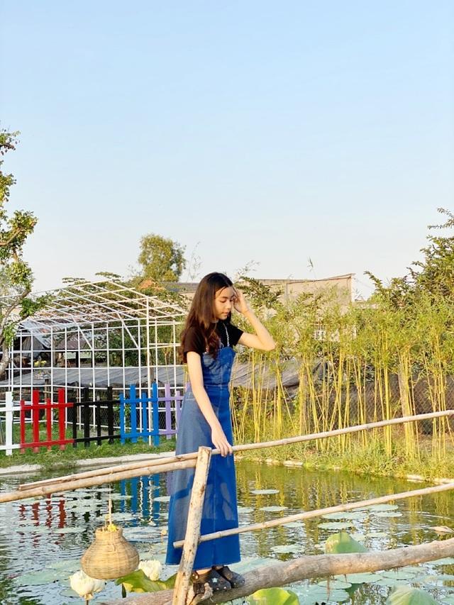 Quyền Linh đưa vợ con thăm nhà vườn hàng nghìn m2 của em trai Quyền Lộc - 13