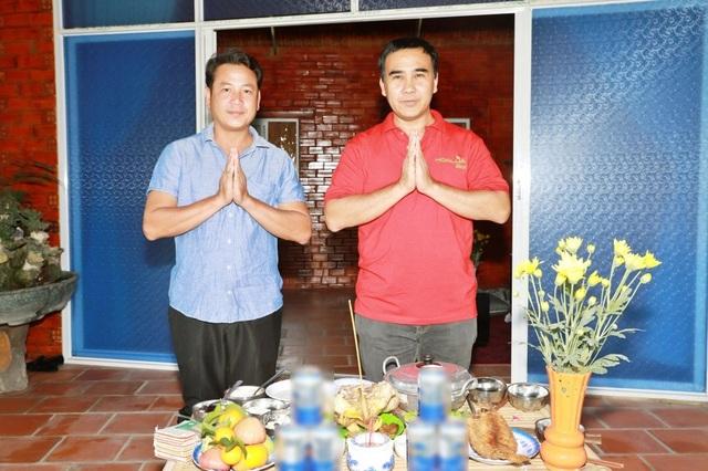 Quyền Linh đưa vợ con thăm nhà vườn hàng nghìn m2 của em trai Quyền Lộc - 14