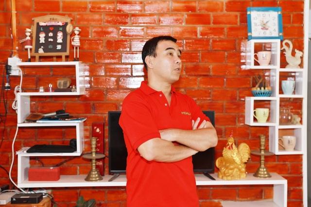 Quyền Linh đưa vợ con thăm nhà vườn hàng nghìn m2 của em trai Quyền Lộc - 17