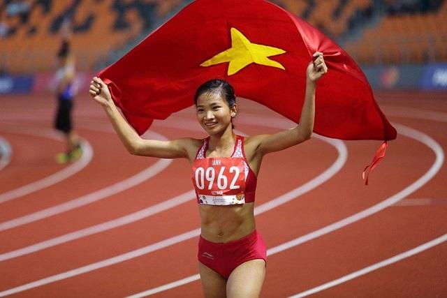 Nguyễn Thị Oanh chiến thắng ở cuộc bầu chọn VĐV tiêu biểu toàn quốc - 1