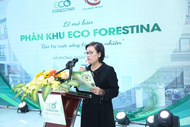"""Phân khu Eco Forestina  tạo """" sức nóng"""" ấn tượng ngay trong ngày mở bán - 3"""