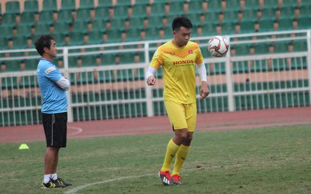 """Thành Chung: """"Các cầu thủ U23 Việt Nam đã bình phục chấn thương"""" - 1"""