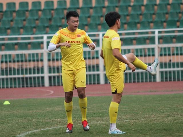 """Thành Chung: """"Các cầu thủ U23 Việt Nam đã bình phục chấn thương"""" - 2"""