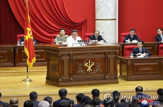 Ông Kim Jong-un triệu họp về an ninh quốc phòng giữa lúc căng thẳng với Mỹ - 2