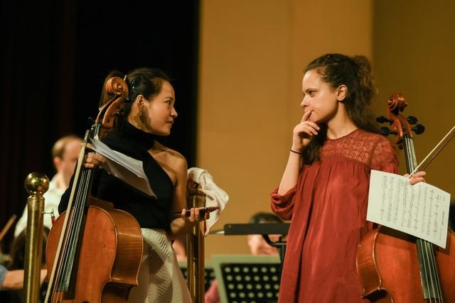 """Đinh Hoài Xuân thăng hoa trong """"Cello Fundamento Concert 4"""" - 5"""