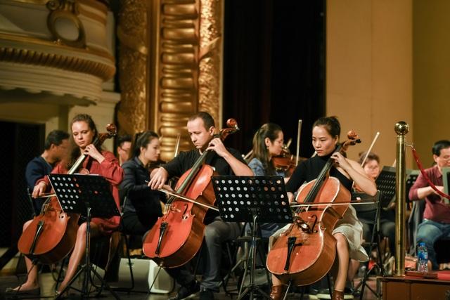 """Đinh Hoài Xuân thăng hoa trong """"Cello Fundamento Concert 4"""" - 6"""