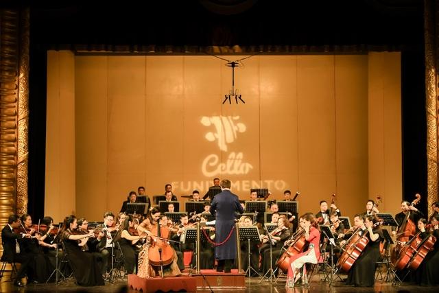 """Đinh Hoài Xuân thăng hoa trong """"Cello Fundamento Concert 4"""" - 7"""