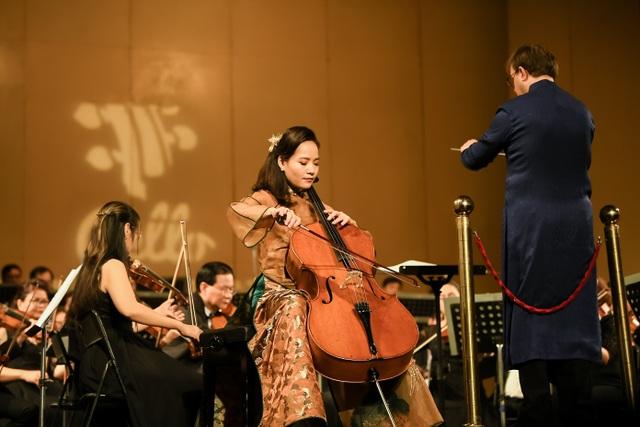 """Đinh Hoài Xuân thăng hoa trong """"Cello Fundamento Concert 4"""" - 2"""