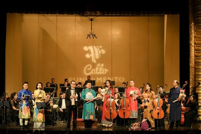 """Đinh Hoài Xuân thăng hoa trong """"Cello Fundamento Concert 4"""" - 9"""