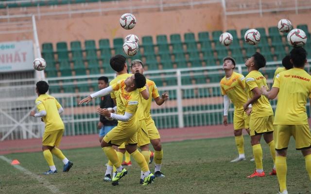 U23 Việt Nam - U23 Bahrain: Cuộc thử lửa quan trọng - 2