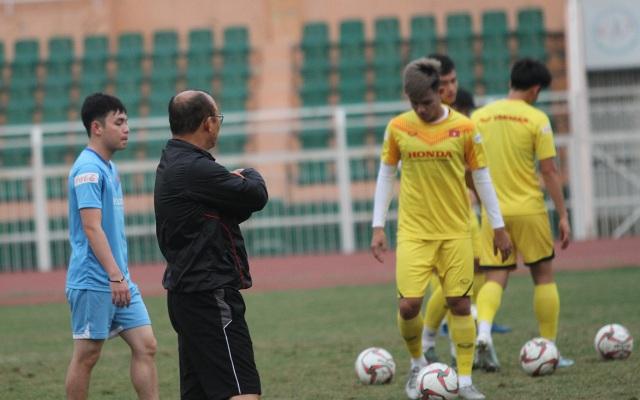 U23 Việt Nam luyện công chờ đấu thể lực với UAE, Jordan, Triều Tiên - 5