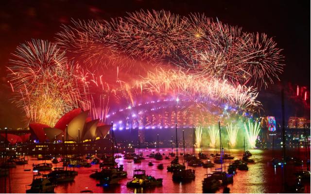 Tranh cãi về pháo hoa đêm giao thừa tại Australia - 1