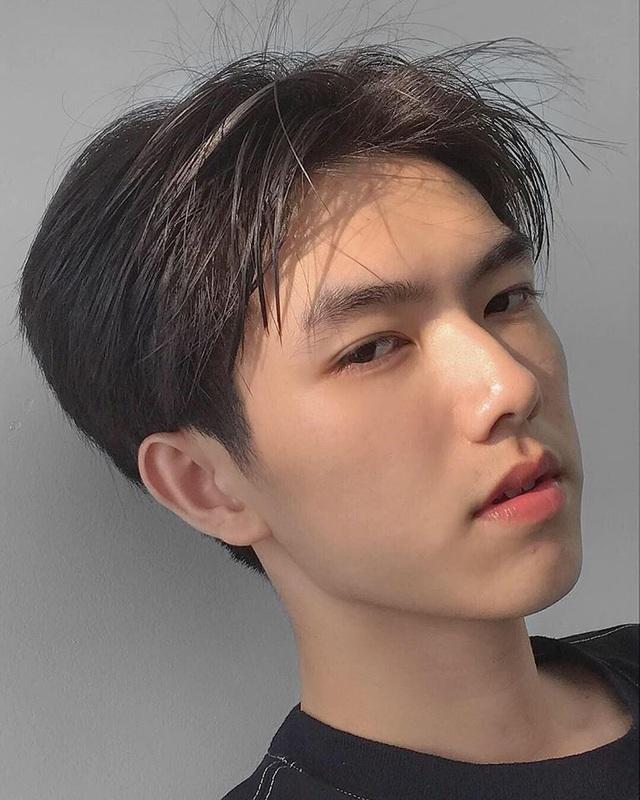 Hot boy Bạc Liêu hay bị nhận nhầm là con lai Việt - Trung - 1