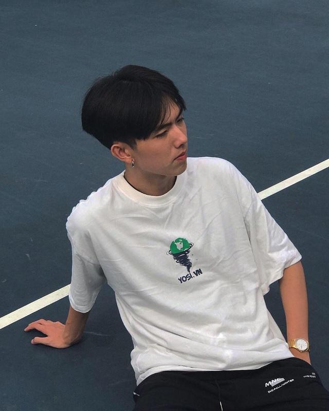 Hot boy Bạc Liêu hay bị nhận nhầm là con lai Việt - Trung - 3