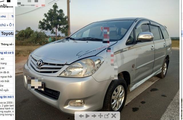 Hàng loạt ô tô cũ giá 200 triệu đồng đổ bộ chợ xe cận Tết Canh Tý - 3
