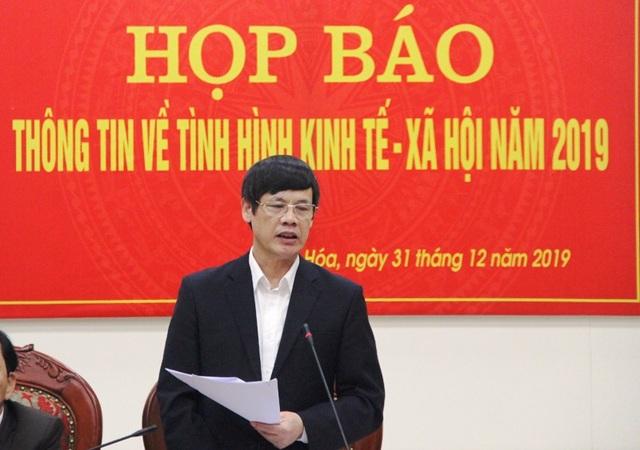 Chủ tịch Thanh Hóa nói về việc ông Ngô Văn Tuấn xin được bố trí công việc mới - 1