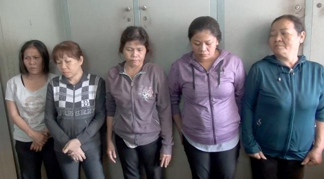 """Bắt băng """"nữ quái"""" chuyên trộm cắp tại các bệnh viện ở TPHCM - 1"""