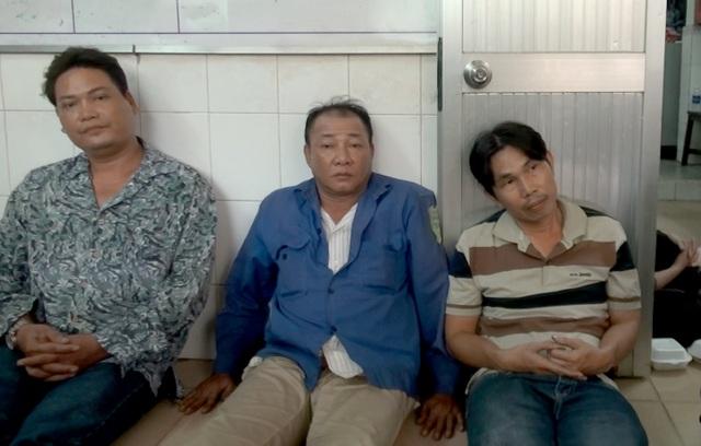 """Bắt băng """"nữ quái"""" chuyên trộm cắp tại các bệnh viện ở TPHCM - 2"""