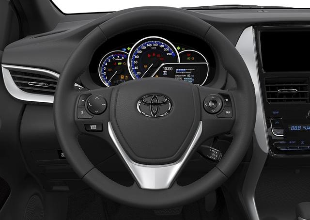 Toyota Vios 2020 - Tiện nghi ngập tràn, giá bán hấp dẫn - 2