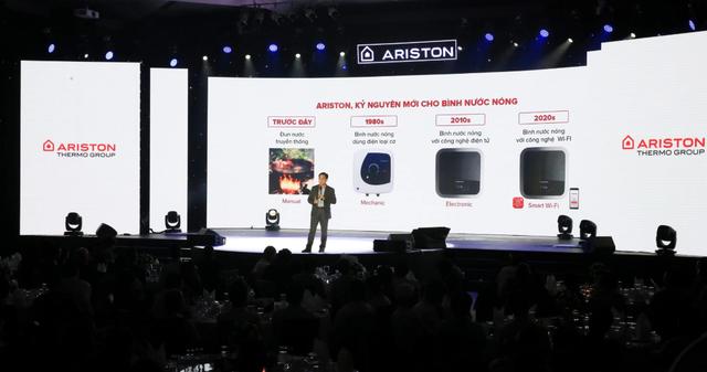 Bước tiến ngoạn mục của Ariston với bình nước nóng tích hợp Wi-Fi - Khẳng định chất lượng vượt trội tại Việt Nam - 1