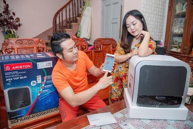 Bước tiến ngoạn mục của Ariston với bình nước nóng tích hợp Wi-Fi - Khẳng định chất lượng vượt trội tại Việt Nam - 2