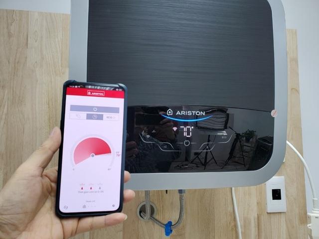 Bước tiến ngoạn mục của Ariston với bình nước nóng tích hợp Wi-Fi - Khẳng định chất lượng vượt trội tại Việt Nam - 5
