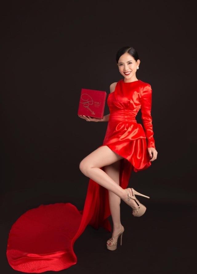 Diễn viên Thuỳ Dương trở thành đại sứ của Movr Việt Nam - 3