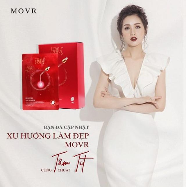 Diễn viên Thuỳ Dương trở thành đại sứ của Movr Việt Nam - 6