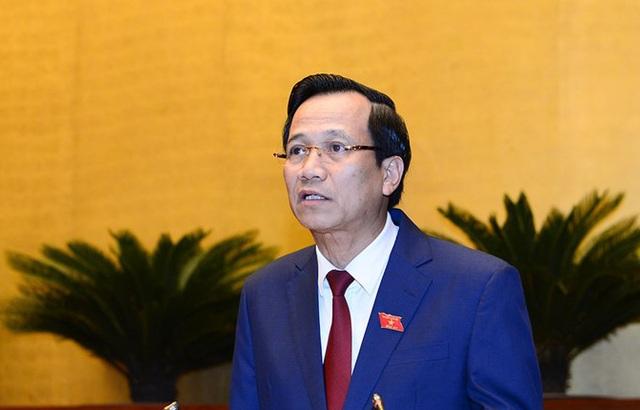 Bộ trưởng Đào Ngọc Dung: Nếu không khéo, chúng ta sẽ mất nhân lực ồ ạt - 1