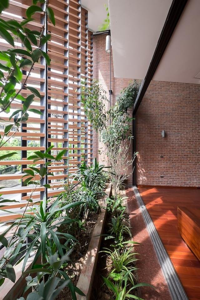 Độc đáo ngôi nhà 5 tầng biết thở ở Bắc Ninh - 11