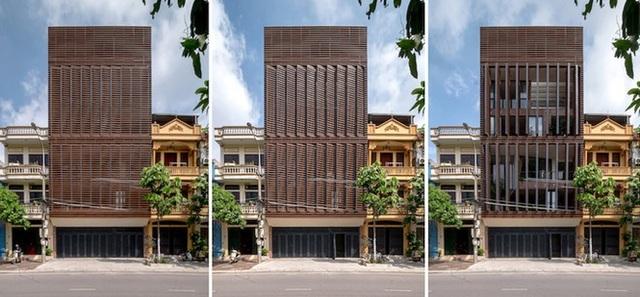 Độc đáo ngôi nhà 5 tầng biết thở ở Bắc Ninh - 3