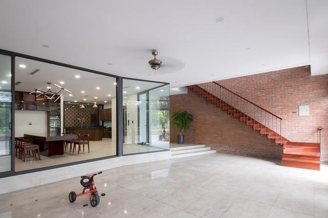 Độc đáo ngôi nhà 5 tầng biết thở ở Bắc Ninh - 7
