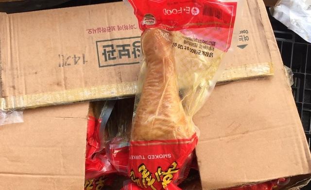 Quản lý thị trường vào cuộc, chặn đứng 25 tấn đùi gà Hàn Quốc thối sắp ra thị trường - 2