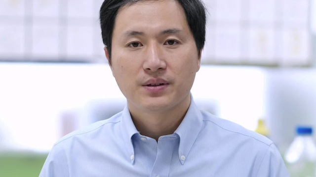 Nhà khoa học Trung Quốc tạo ra các em bé được chỉnh sửa gene đầu tiên nhận án tù - 1
