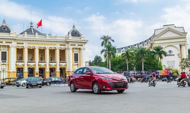 Toyota Vios 2020 - Tiện nghi ngập tràn, giá bán hấp dẫn - 5