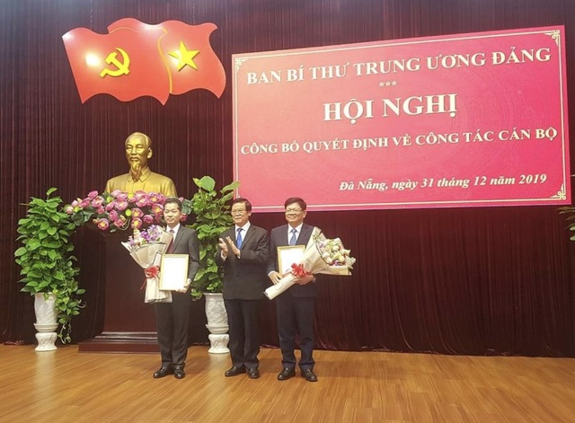 Ông Nguyễn Văn Quảng làm Phó Bí thư Thành uỷ Đà Nẵng - 1