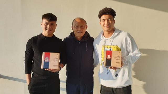 Xứ sở nhân sâm đã chào đón thầy Park và đội tuyển U23 Việt Nam sang tập huấn thế nào? - 3