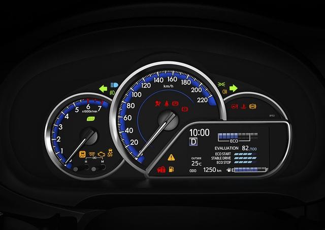 Toyota Vios 2020 - Tiện nghi ngập tràn, giá bán hấp dẫn - 3