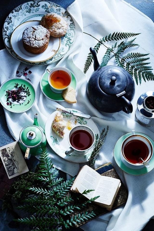 Nghi thức uống trà khắp nơi trên thế giới - 1